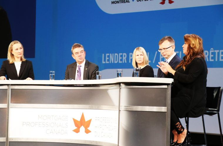 Lender Panel at the 2018 National Mortgage Conference