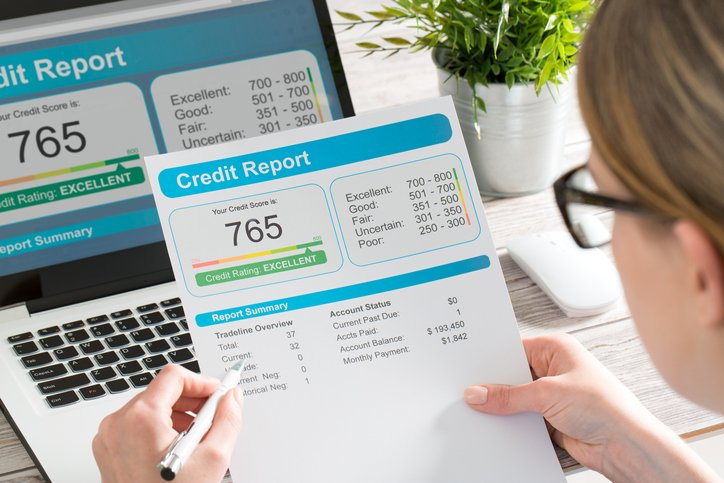 who has the highest credit scores in Canada
