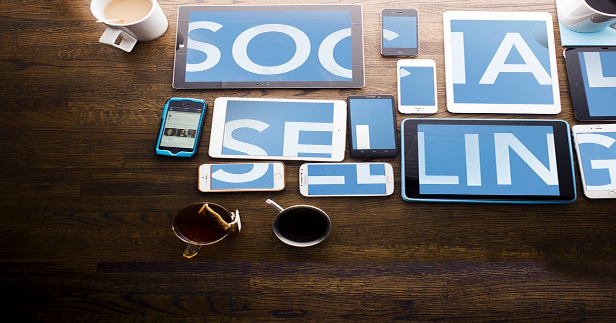 social selling mortgage industry