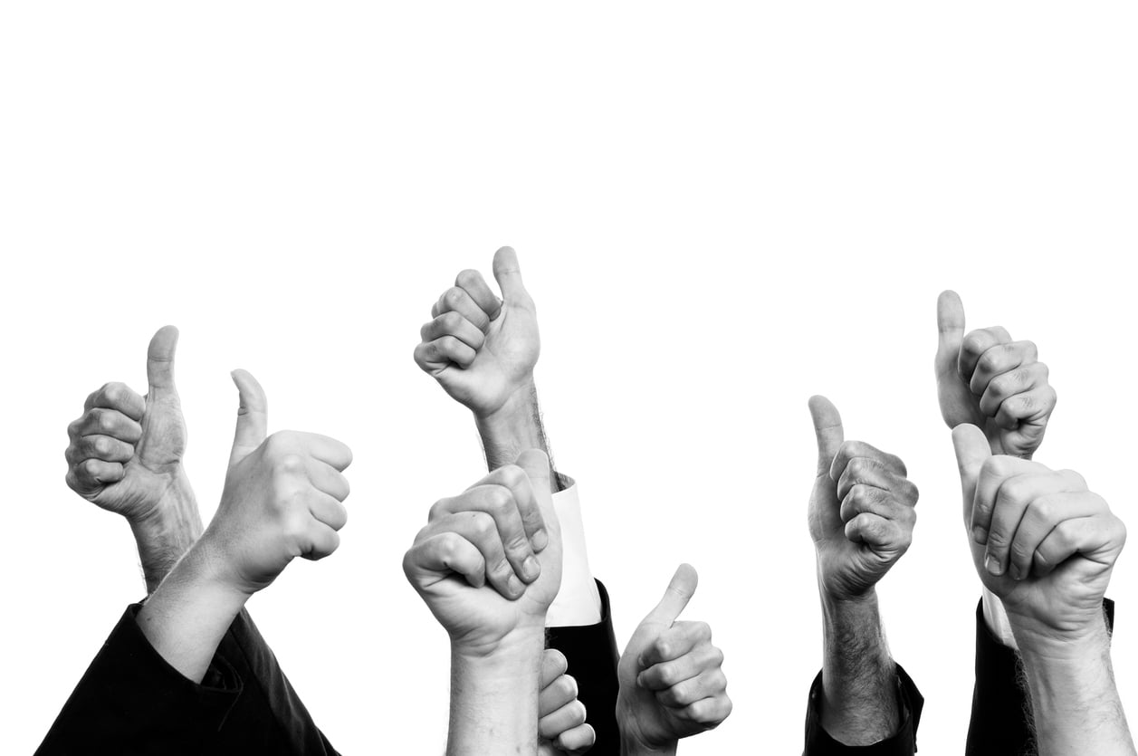 mortgage industry gives thumbs up