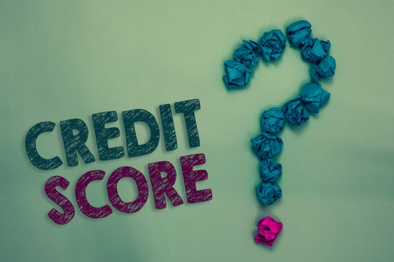 why are there so many different credit scores?