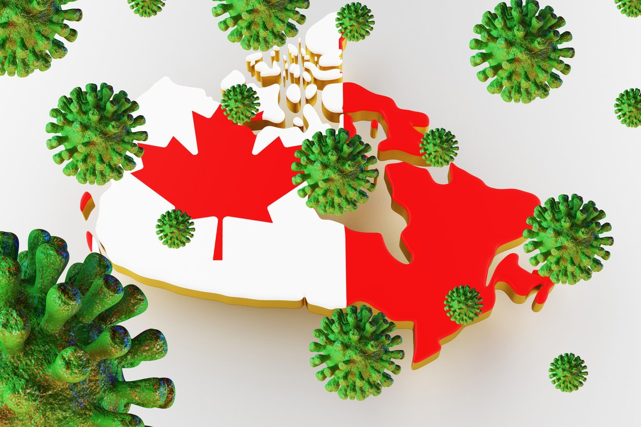 Canadian government COVID-19 initiatives