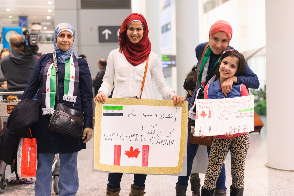 new immigrants to canada