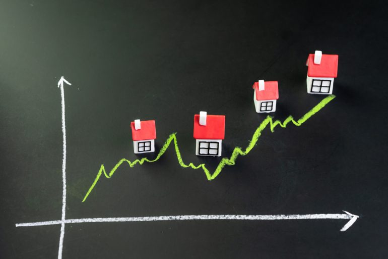 home price increases in toronto and vancouver
