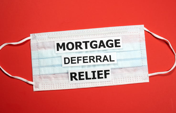 Mortgage deferral relief
