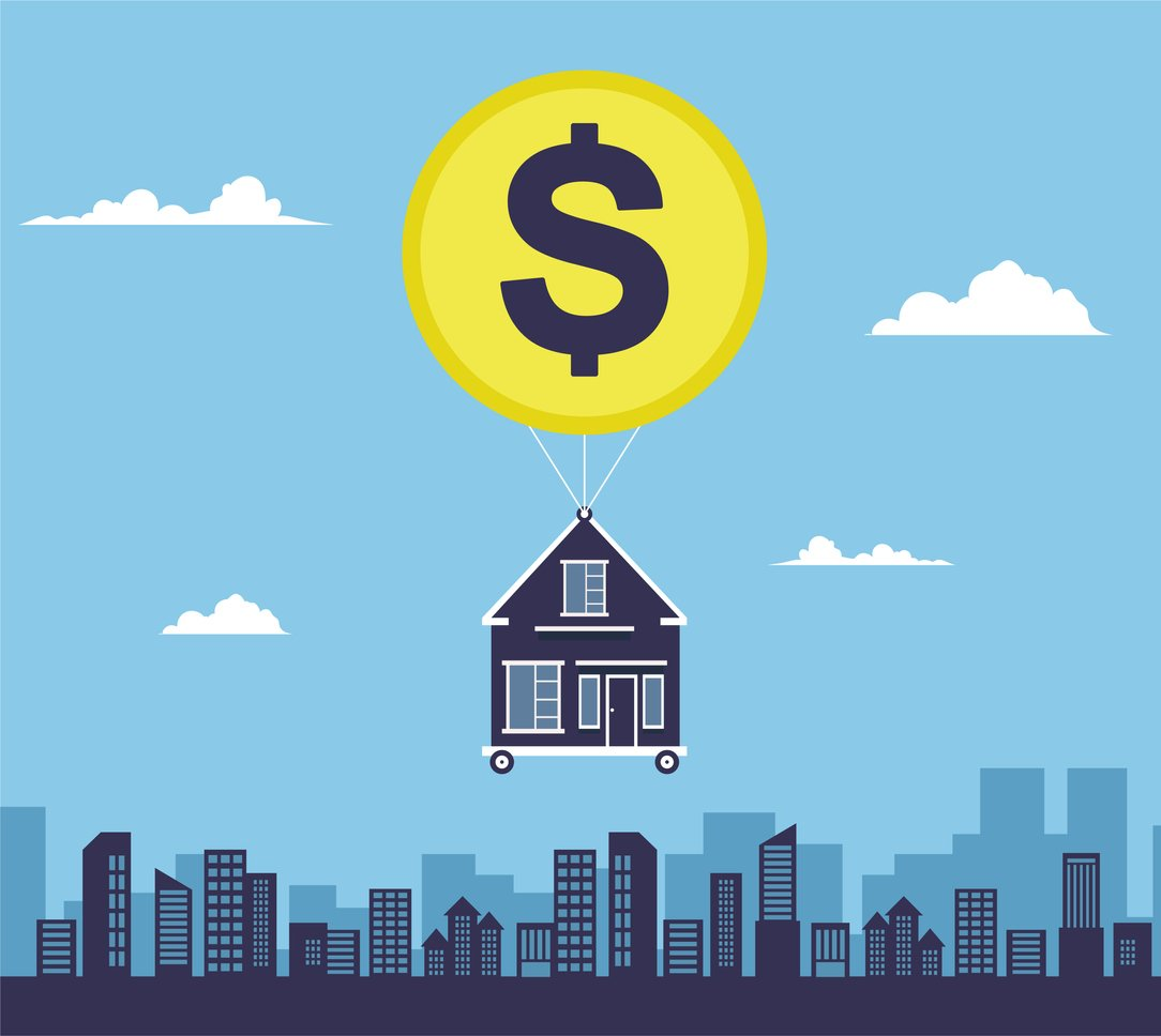 rising home prices march 2021